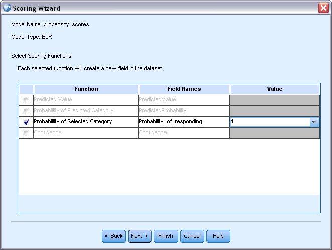 معالج التسجيل: حدد وظائف التسجيل