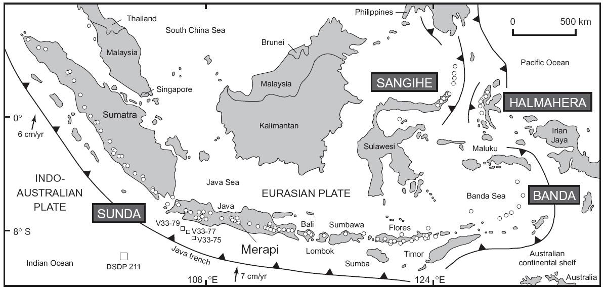 tectonic of Indonesia