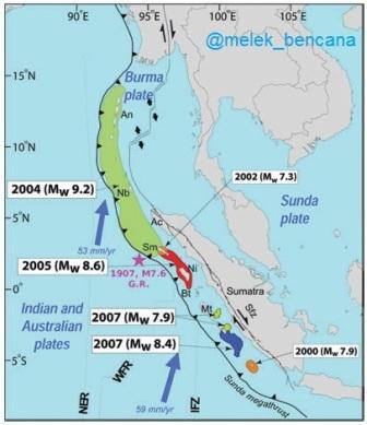 tsunami 1907