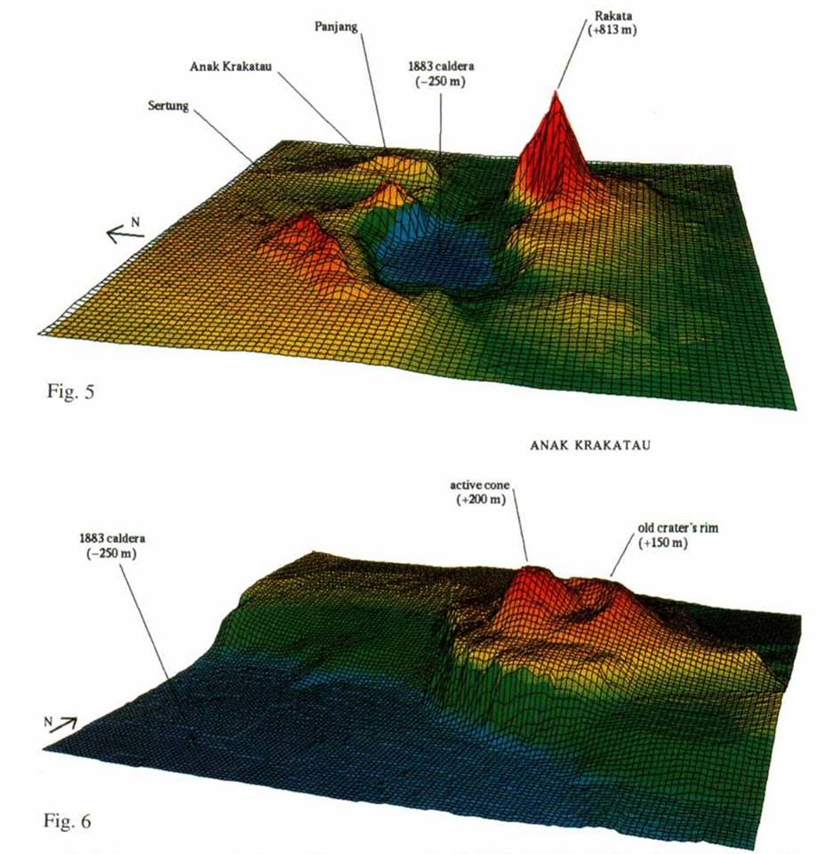 bathimetri krakatau