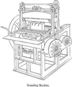 Rounding-Machine-Bookbinding