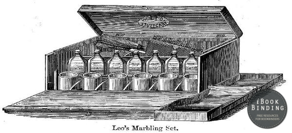 Leos-Mechanical-Marblers-and-Marbling-Set