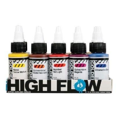 Golden High Flow Acrylic