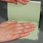 Gluing the Endsheet