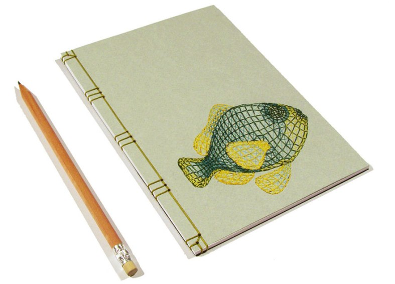stitched-3d-fish-multi-color-book-front-cover