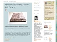 lbforgues-japanese-stab-binding-tortoise-shell-pattern
