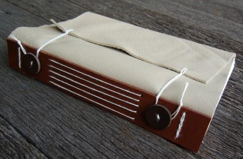 Long-Stitch Bookbinding