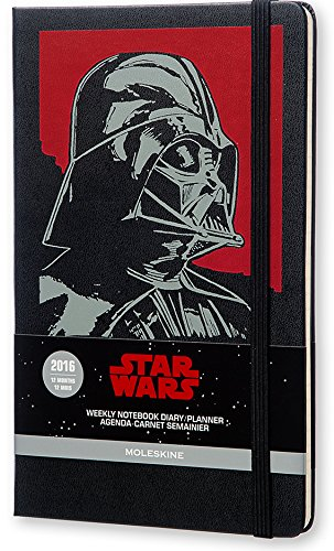 2015.12.16 - Star Wars Meets Bookbinding 30 Moleskine