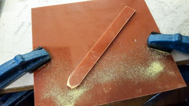 20160310_151910 - Bookbinding - Bakelite folders