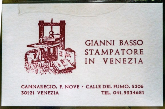 2016.08.04 - 25 - Gianni Basso Letterpress Workshop