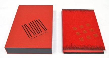 """Binding by Glenn Malkin — """"Vita Nouva"""" by Dante"""