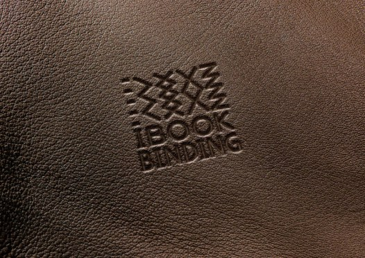 2017-01-01-first-version-of-the-new-logo-on-leather