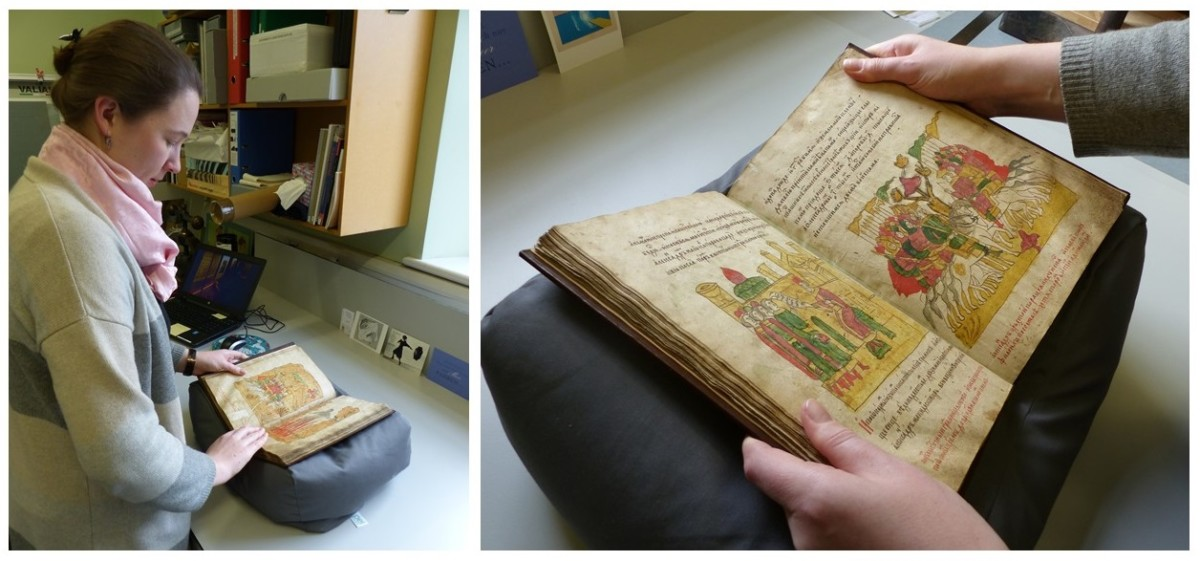 2017.04.14 - Bookbinding Posts You Shouldn't Have Missed this March - Delving into Russia — Conservation for Digitisation 02