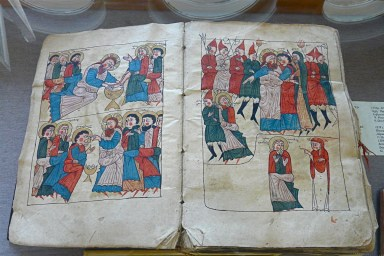 Manuscripts from the Matenadaran Collection, Armenia 02