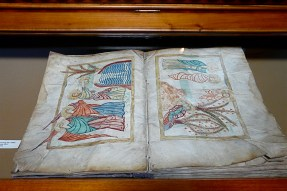 Manuscripts from the Matenadaran Collection, Armenia 08