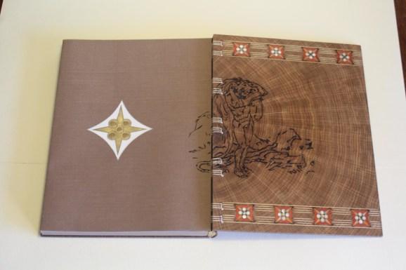 2017.08.18 - Designer Bookbinders International Competition 2017 - Distingiushed Winners - Fabrizio Bertolotti - Héraclès 05