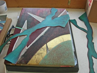 2017.08.18 - Designer Bookbinders International Competition 2017 - Distingiushed Winners - Julian Thomas - The Poems of Taliesin 02
