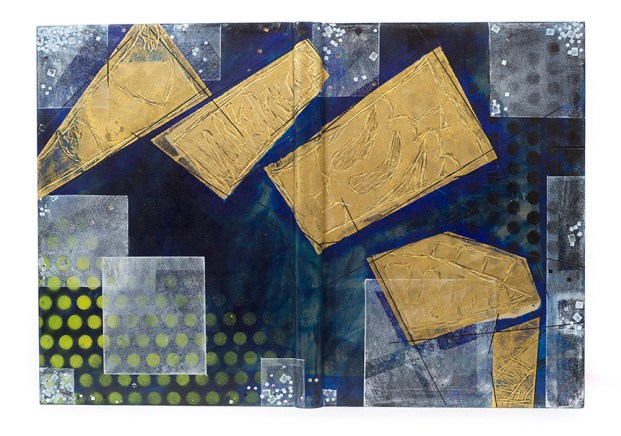 2017.08.18 - Designer Bookbinders International Competition 2017 - Distingiushed Winners - Kaitlin Barber - Equus
