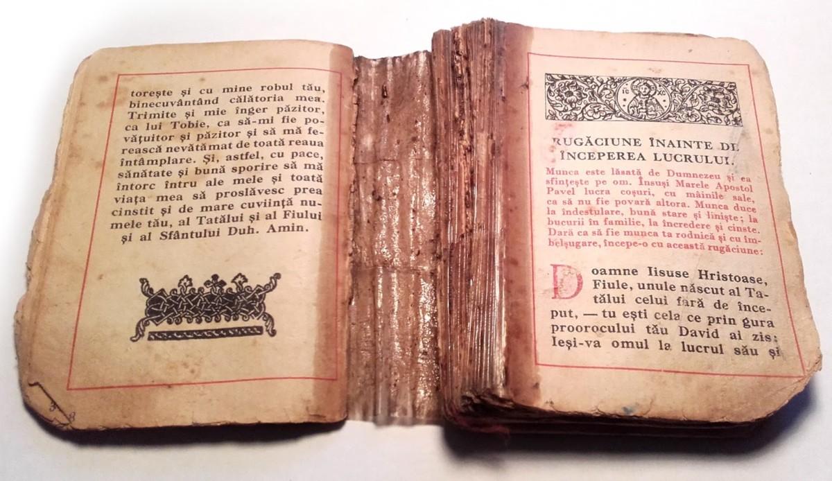 Restoration - Grandmother's Prayer Book 03