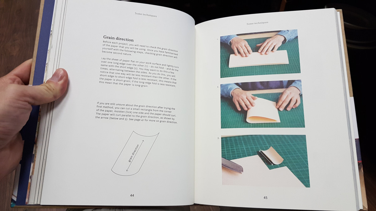 2017.09.27 - Making Books with the London Centre for Book Arts 01