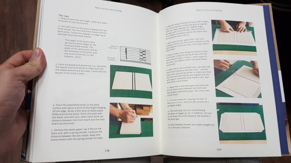 2017.09.27 - Making Books with the London Centre for Book Arts 04