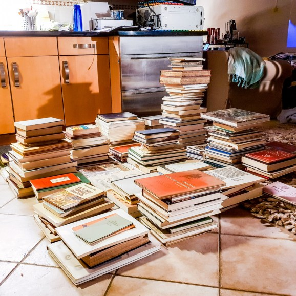Sorting My Bookish Book Collection 02