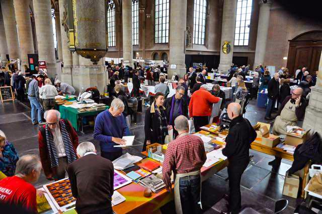 2018.11.06 - Boekkunstbeurs 2016 (Book Arts Fair) in Leiden, the Netherlands 02