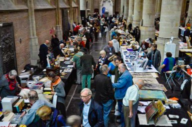 2018.11.06 - Boekkunstbeurs 2016 (Book Arts Fair) in Leiden, the Netherlands 03