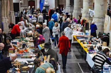 2018.11.06 - Boekkunstbeurs 2016 (Book Arts Fair) in Leiden, the Netherlands 04
