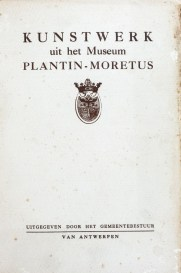 Digitized Book of the Week - Objects of Art from the Museum Plantin-Moretus 01