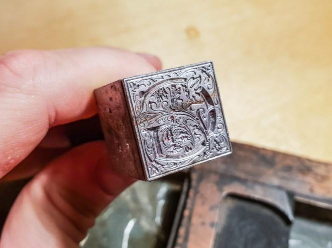 2018.11.26 - Vintage Wax Seal