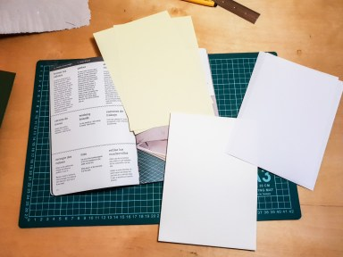 2018.12.05 - Dos Rapporté by the Bookbinding Out of the Box - Full Package Contents 06