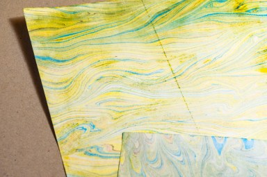 2018.12.10 - My First DIY Marbling Experience 02