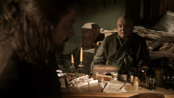GoT S01E05 00.20.27 - Writing table in Ned Stark's study