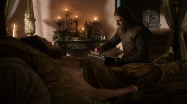 GoT S01E07 00.22.38 - Robert Baratheons's will