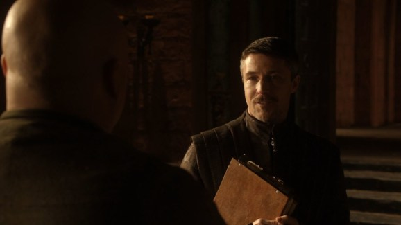 GoT S01E10 00.38.50 - Petyr Baelish's ledger