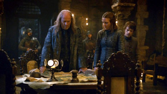 GoT S02E03 00.15.54 - Map in the Geryjoy's castle great hall