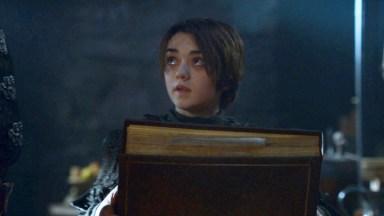 GoT S02E06 00.14.17 - Tywin Lannister' war council at Harrenhal