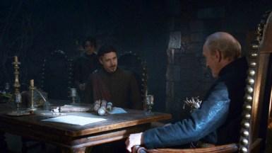 GoT S02E06 00.15.04 - Tywin Lannister' war council at Harrenhal