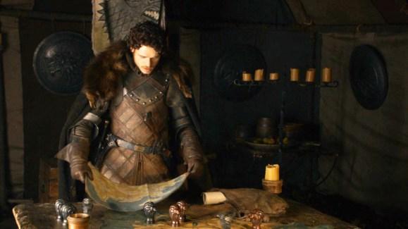 GoT S02E07 00.20.11 - Robb Stark's war tent
