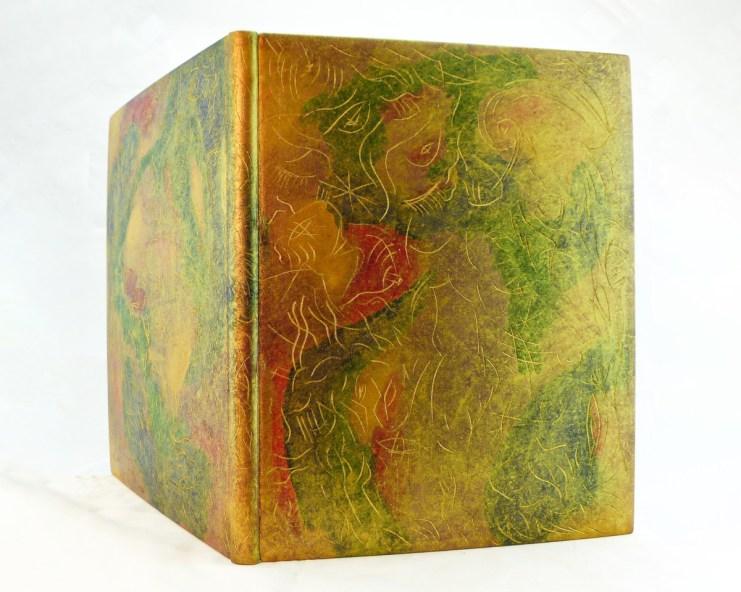 2019.10.01 - Open-Set - Open Book - Svato Verlag, Ich bin nur Flamme, Gedichte des Expressionismus - Ulrich Widmann 1