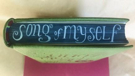 2019.10.03 - Open-Set - Open Book - Songs of Myself by Walt Whitman - Brenda Gallagher 1