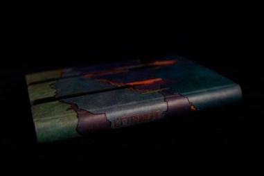 2019.10.07 - Inspiring Bookbinding Projects of September - Albert Camus - L'Etranger by Huhu Hu 01