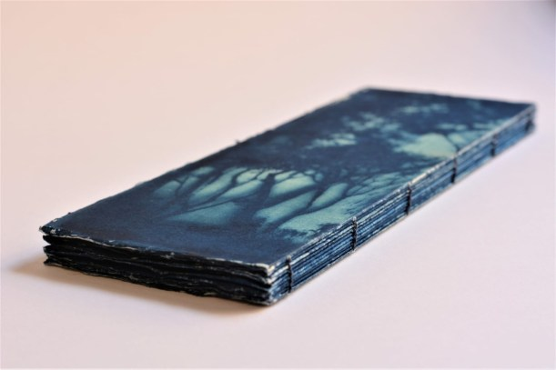 2019.10.07 - Inspiring Bookbinding Projects of September - Twilight by Evangelia Biza 02