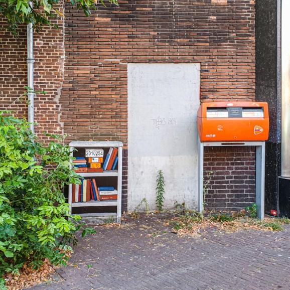 2019.10.17 - Bookish Street Switch Box in Leiden, Netherlands 2