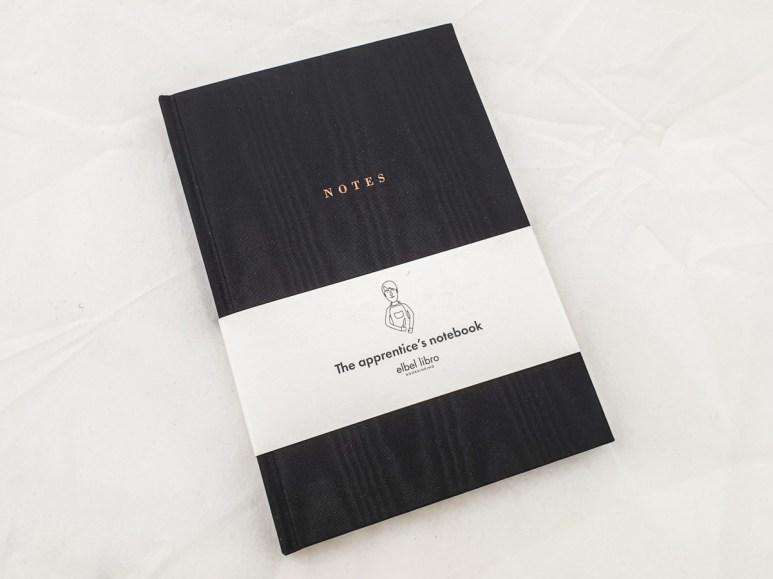 2019.11.14 - Apprentice's Notebook by Elbel Libro 1