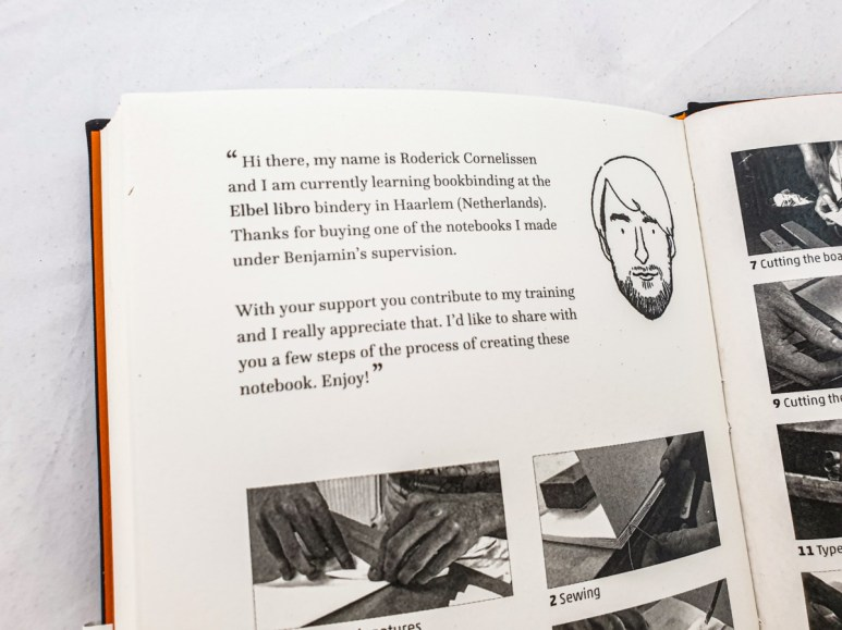 2019.11.14 - Apprentice's Notebook by Elbel Libro 4
