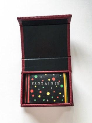 F A N T A I S I E — Miniature Book by Sandra Aftalion 3