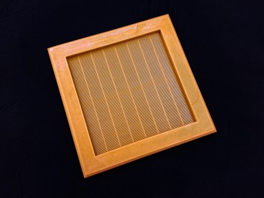 2019.12.05 - Classic Papermaking Mold 20x20 2