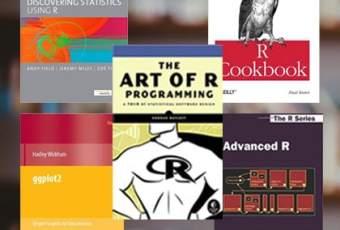 5 livros para aprender R